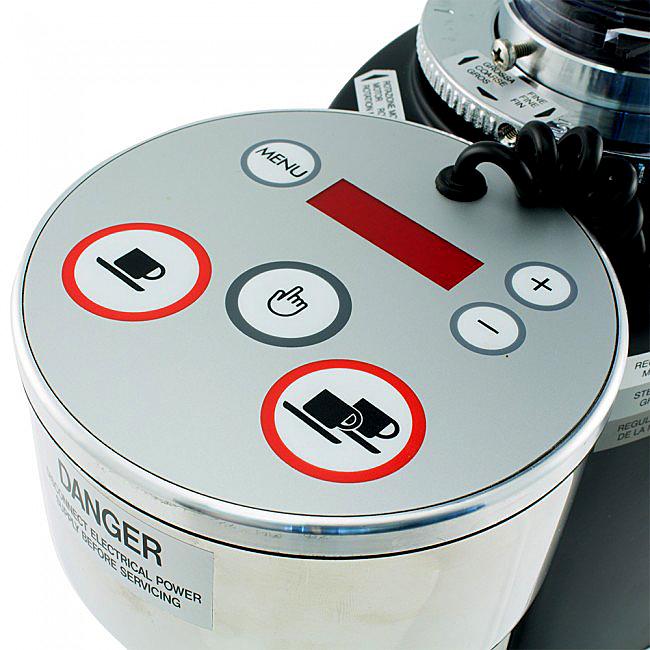 mazzer mini electronic type a manual